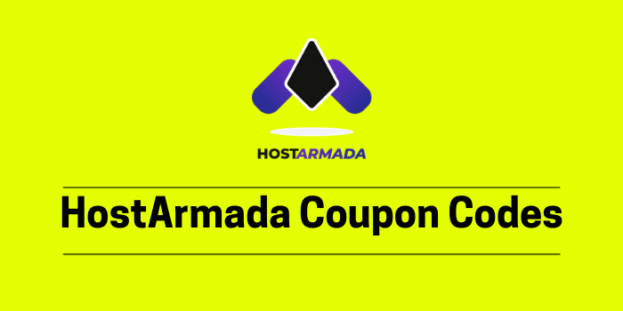 HostArmada Coupon Code 2021: Get 75% Off On All Hosting Plans