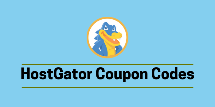 HostGator Coupon Code 2021: 65% Off Hosting and 55% off Gator Website Builder!