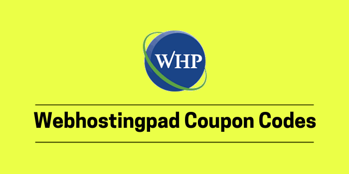 WebHostingPad Coupons 2021: Unlimited Hosting at $1.99 / month + Free Domain Name