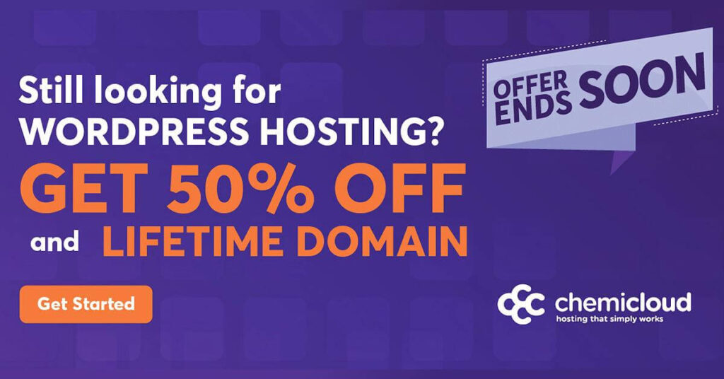 checmicloud hosting offers