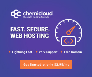 chemicloud black friday cyber monday sale 2021